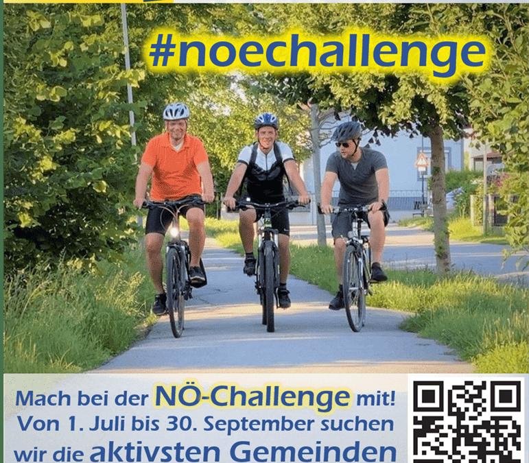 MITMACHEN: NÖ-Challenge 2020!
