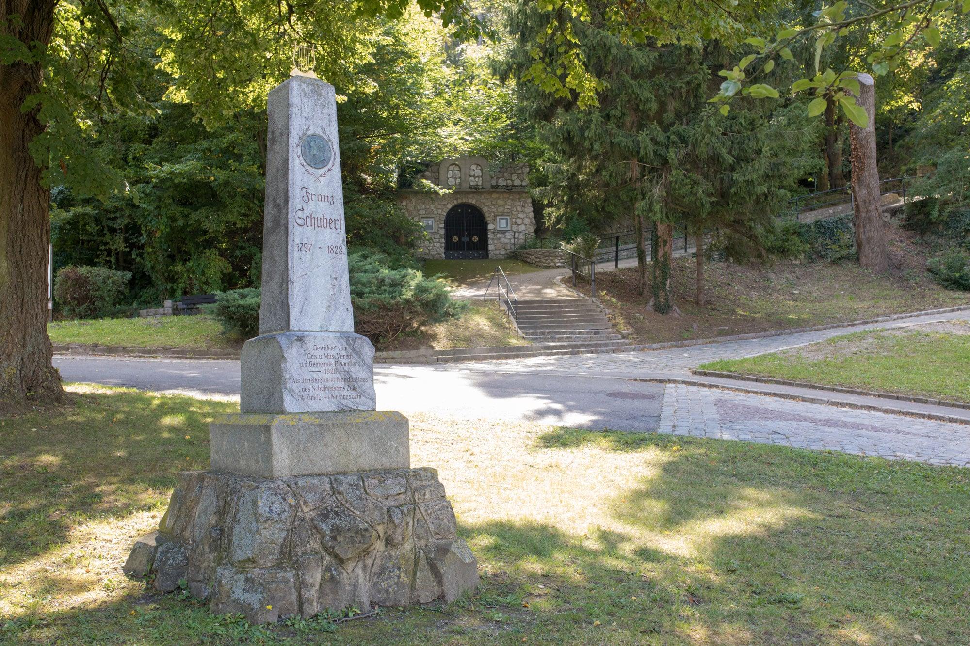 Schubertdenkmal
