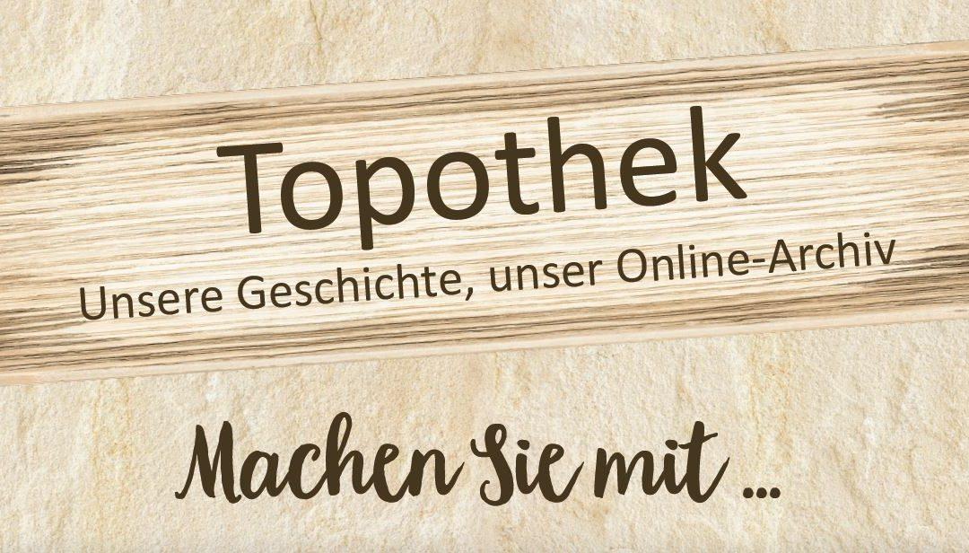 Einladung zur Eröffnung der Topothek Bisamberg!