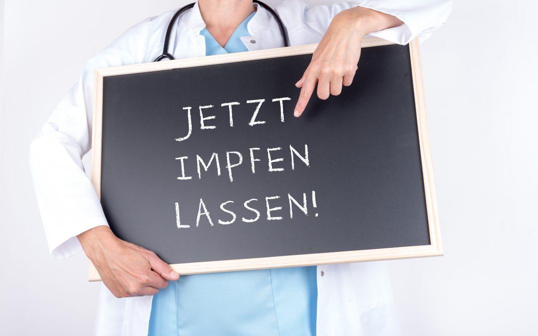 Impfen ohne Anmeldung – mit dem Impfbus in Bisamberg am 23.09.2021!